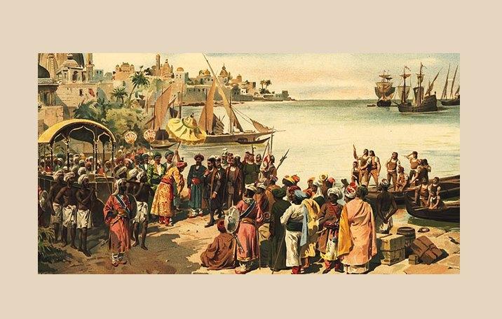 Hasil gambar untuk Datangnya pihak kolonial