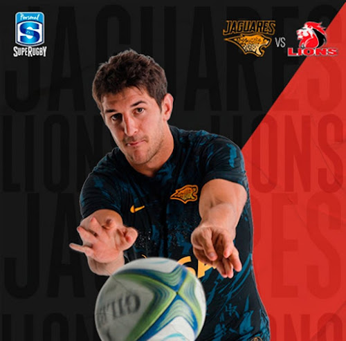 Programa oficial: Jaguares vs Lions #PersonalSuperRugby