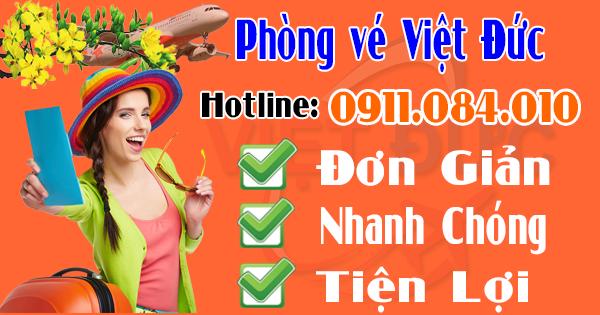 Mua vé máy bay tết Sài Gòn đi Thanh Hóa ngày 25 hãng Jetstar