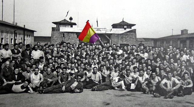 Republicanos españoles en Mauthausen