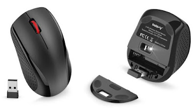 Nulaxy ML11 2.4GHz wireless mouse