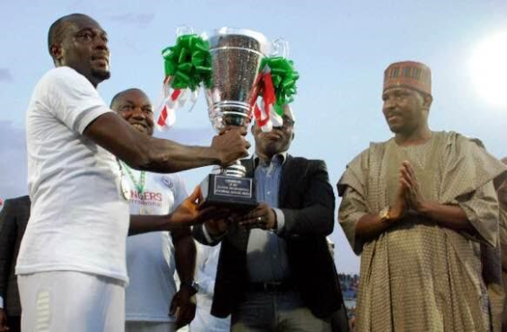 Image result for Enugu Rangers wins their first NPFL title in 32 years
