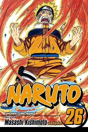 Naruto Tomo 26