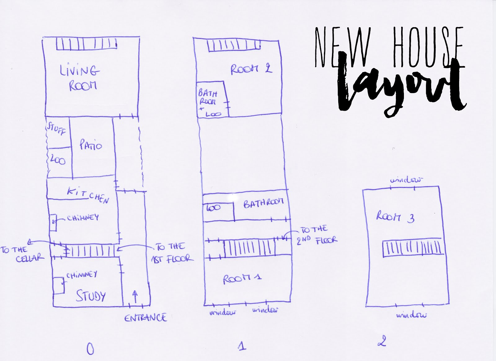 house layout house plan new house moving in