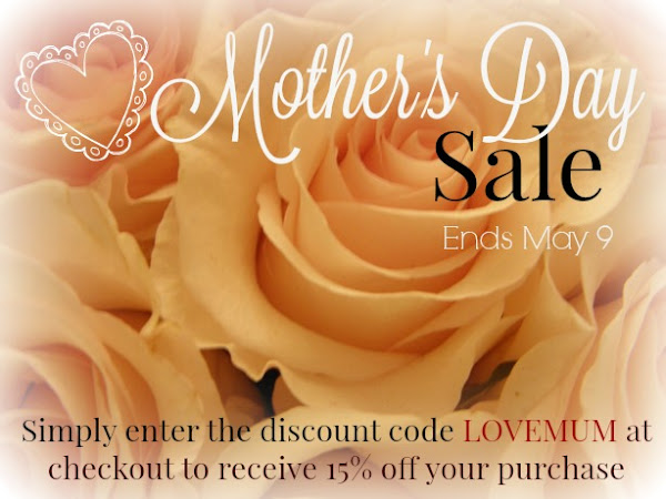***Mother's Day Sale***