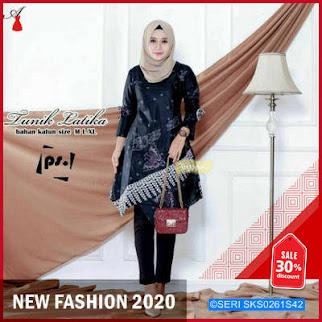 SKS0261S42 Aneka Batik Tunik BMGShop