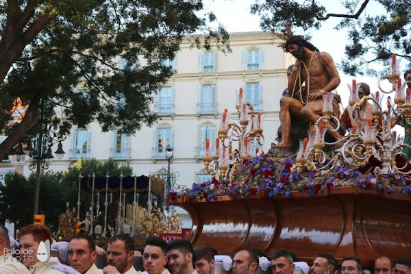 La Hermandad de Humildad y Paciencia de Málaga hará Estacion de Penitencia en la Catedral