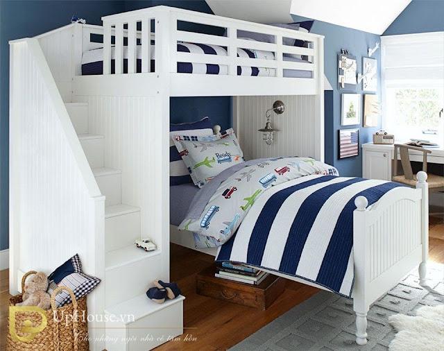 Mẫu giường tầng đẹp 10