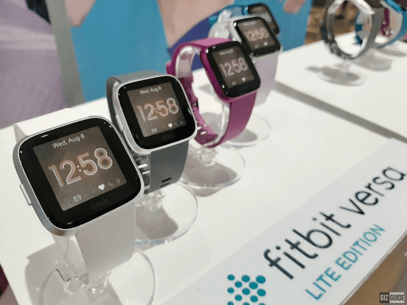 Fitbit launches Versa Lite, Inspire HR, and Inspire in the Philippines