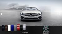 Mercedes SL 400 2016 màu Bạc Iridium 775