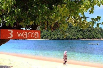 Pantai 3 Warna, Tempat Wisata Yang Eksotis di Malang