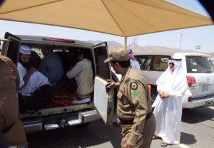 """قوات الأمن العام بالسعودية  تتوعد المخالفين لأنظمة الحج و""""الحج بدون تصريح""""   بإجراءات وعقوبات مشددة"""