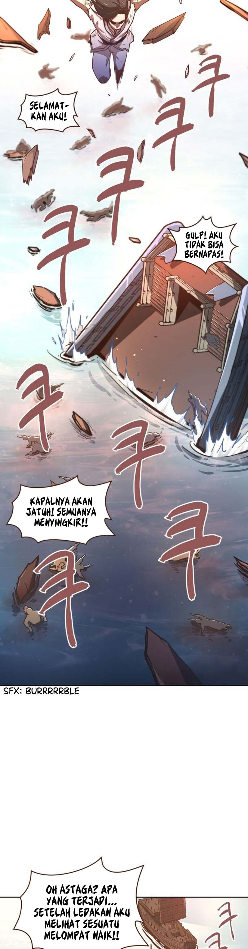 Life and Death: The Awakening Chapter 19 Bahasa Indonesia