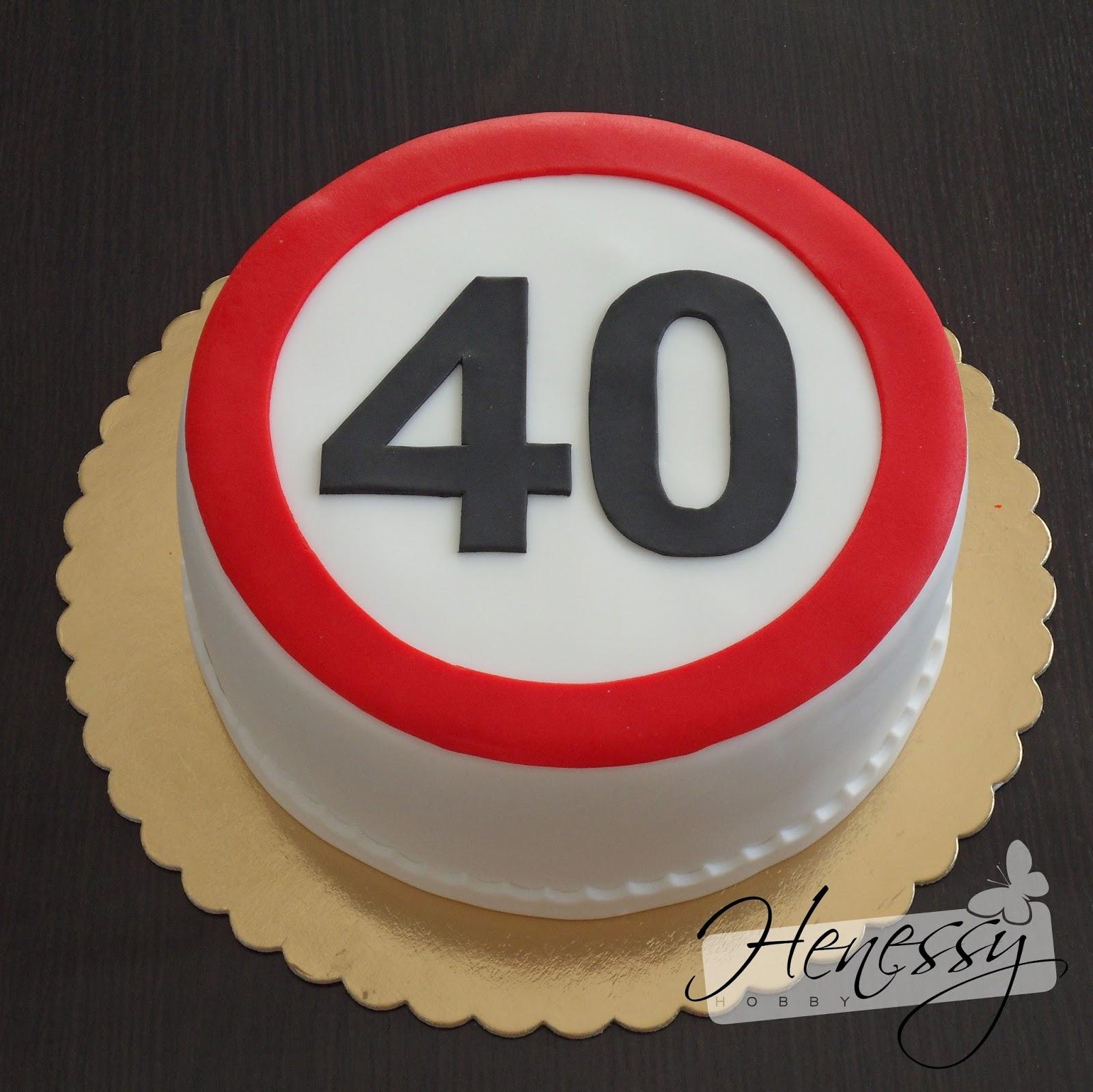 szülinapi torta 40 Henessy hobby: január 2017 szülinapi torta 40