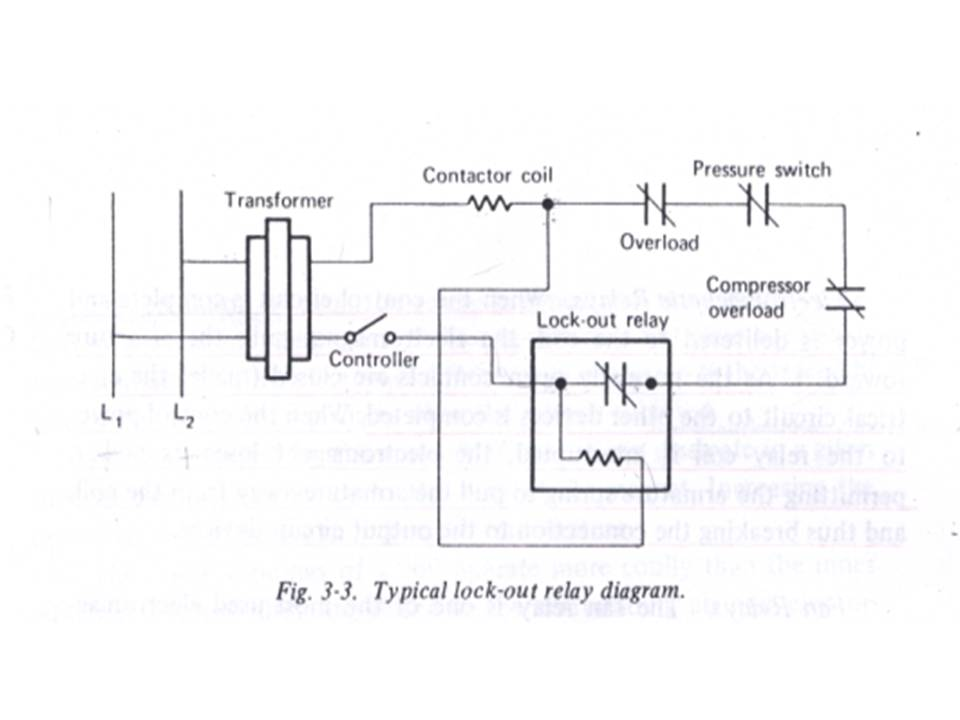 Wiring Diagram For Lockout Relay   Better Wiring Diagram