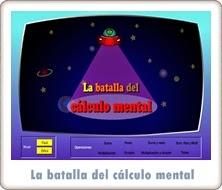 http://juegoseducativosonlinegratis.blogspot.com/2012/12/la-batalla-del-calculo-mental.html