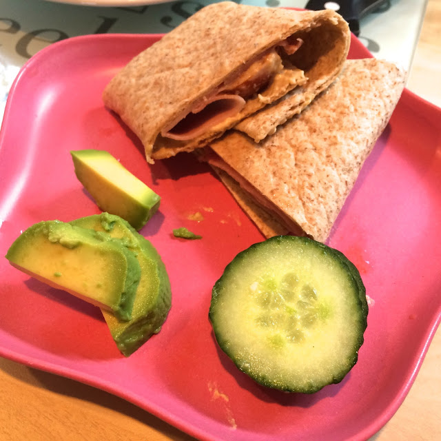 healthy toddler lunches