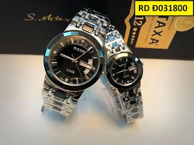 đồng hồ cặp đôi Rado RD D031800