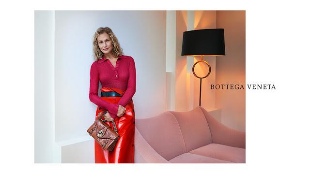 Ad Campaign: Bottega Veneta SPRING/ SUMMER 2017 by Todd Hido