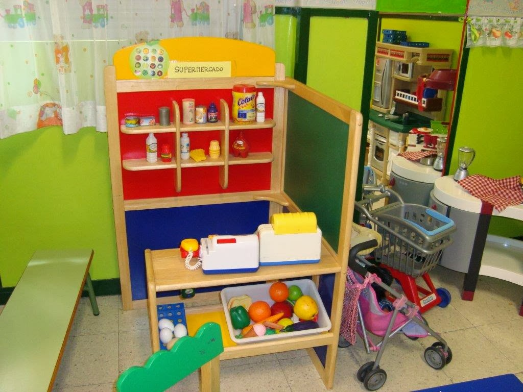 Rincones de colores la organizaci n del aula en educaci n - El rincon del sibarita ...