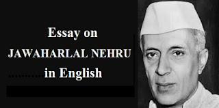 Essay on JAWAHARLAL NEHRU