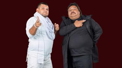Germán y Sotero, concursantes de Abandonados, reality show de TV Azteca, 2016 | Ximinia