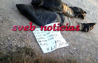 Hallan 2 bolsas con cuerpos descuartizados en Chilapa Guerrero