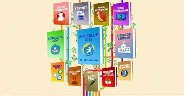 tempat download buku sekolah lengkap dan gratis
