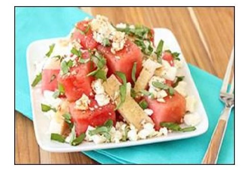 Did you know Watermelon contains choline which may help