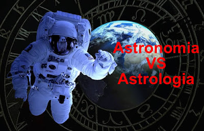 Astronomia VS Astrologia
