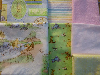 Quilterevolution A Classic Winnie The Pooh Baby Quilt