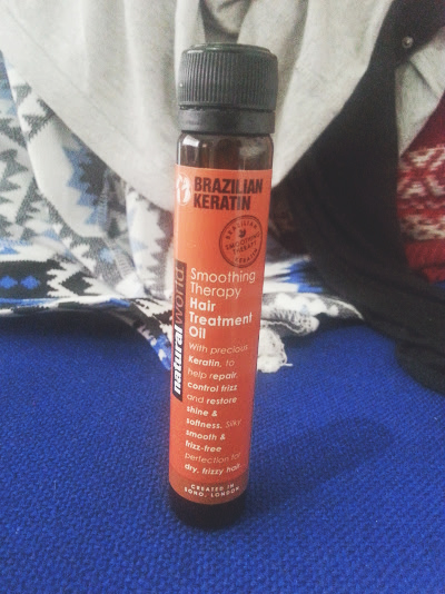 Snake Venom Eye Cream & Brazilian Keratin Hair Oil