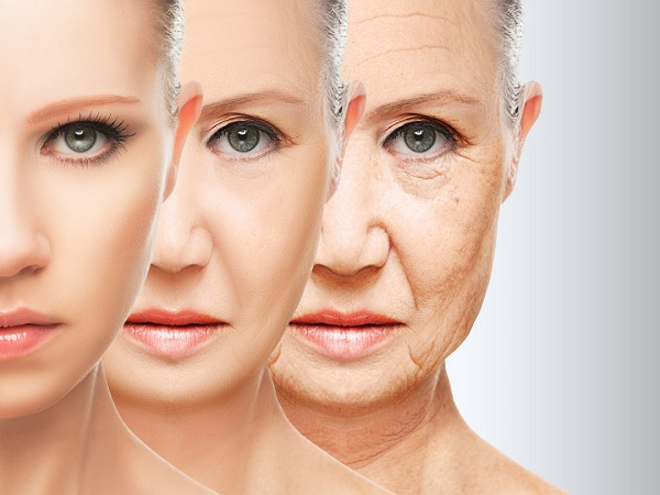how to fight aging skin naturally