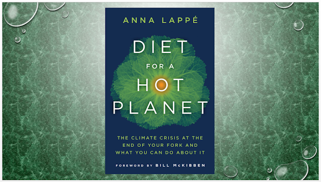 Diet for a Hot Planet: The Climate Crisis at the End of Your Fork and What You Can Do about It 1st (first) edition Text Only