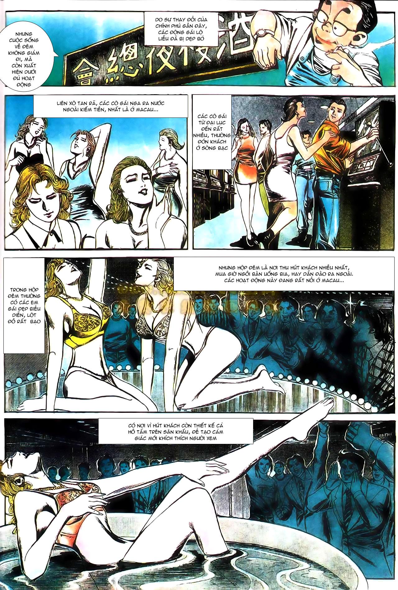 Người Trong Giang Hồ chapter 165: phong thái ngưu cô trang 26
