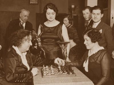 Campeonato Femenino de Ajedrez de Francia 1931