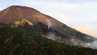 Beberapa Jalur Pendakian Gunung Slamet Mudah Dilewati