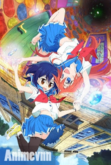 Flip Flappers -  2016 Poster
