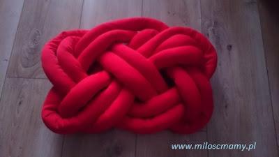 poduszka precel