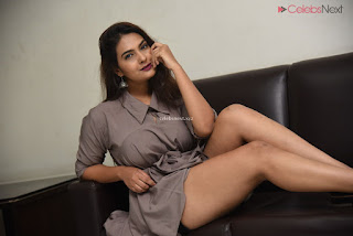 Neha Deshpande in Short Dress Spicy Pics   .xyz Exclusive Pics 007.jpg