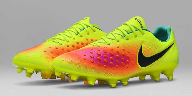 80ced48fd9c4 Functioning as first alternative to the collared Nike Magista Obra 2  football boots, the Nike Magista Opus II will be worn by the likes of  Casemiro, ...