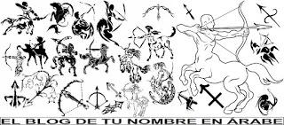 sagitario en blanco y negro tatuajes