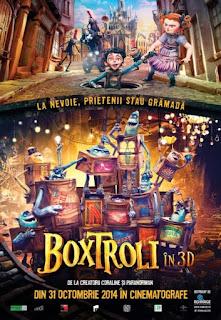 Boxtroli (2014) dublat in romana