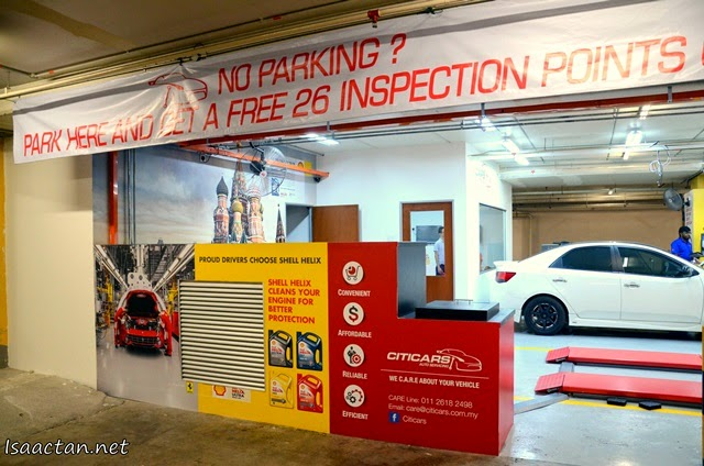 Free 26 inspection points for all vehicles that are brought in!
