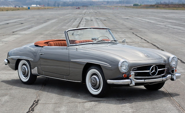 1955 Mercedes Benz 190SL Roadster