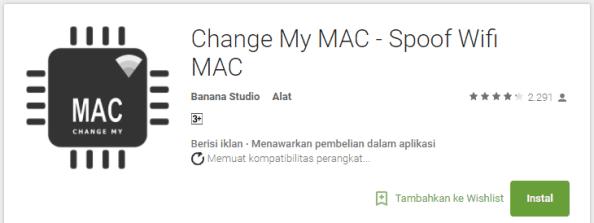 mac address wifi id terbaru 2019