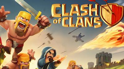 تحميل لعبة كلاش اوف كلانس Clash of Clans 2017 للاندرويد والايفون برابط مجانى