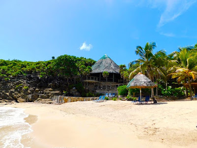 bliss beach, naturism, paya bay resort, roatan, bay islands,