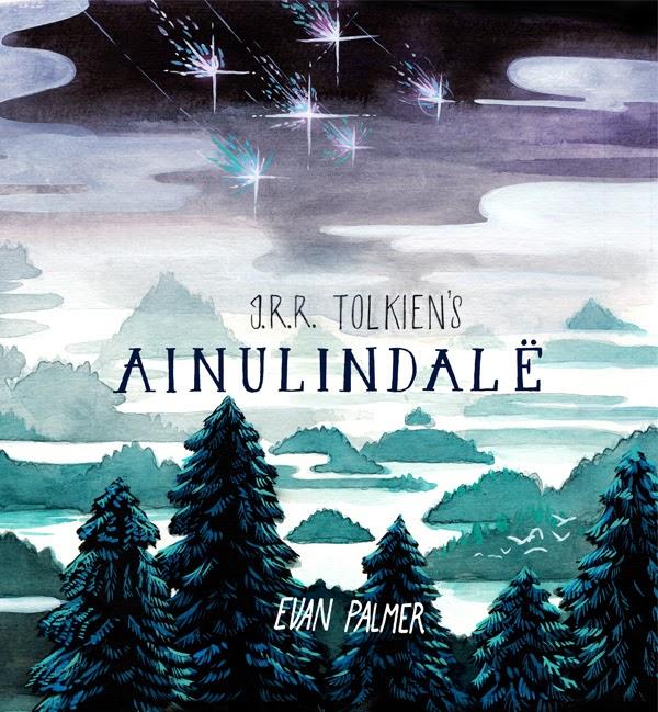 Ainulindalë by Evan Palmer