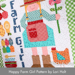 http://www.fatquartershop.com/happy-farm-girl-downloadable-pdf-quilt-pattern